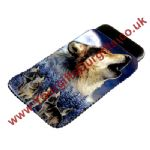 Wolves Phone Pouch Spirit Howling